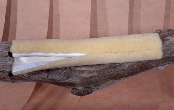 Sattelgurtschoner Klettverschluss
